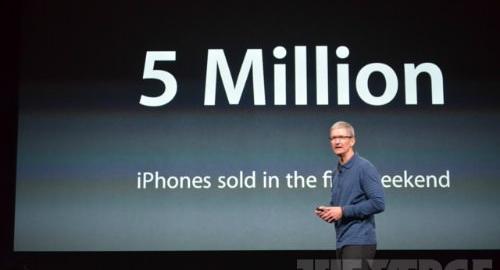 iPhone 5: ancora ritardi e nessun conforto da Tim Cook